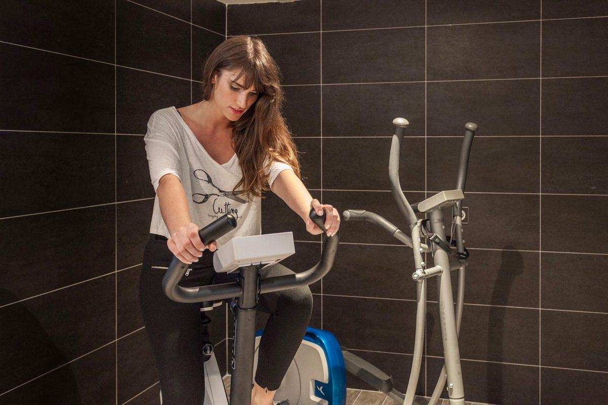 salle fitness velo hotel caen