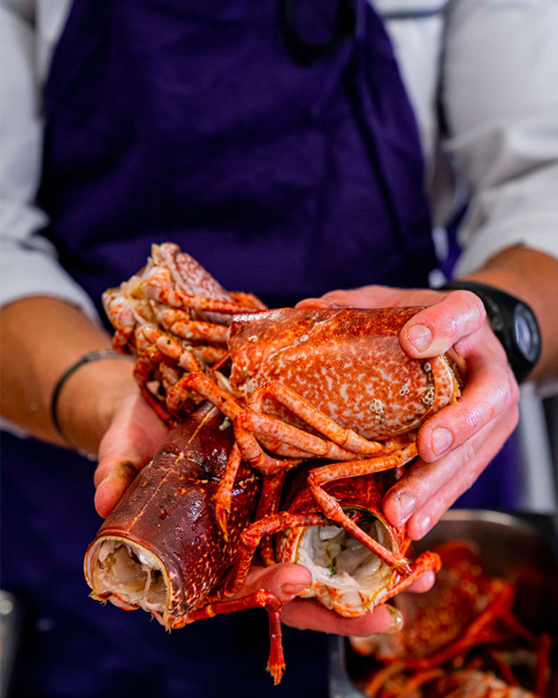 bisque de homard